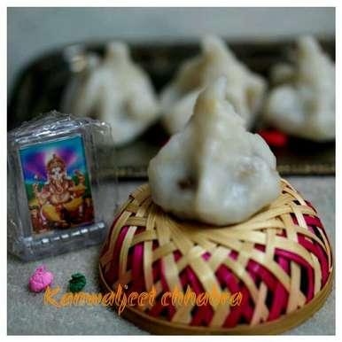 Photo of Modak by Kanwaljeet Chhabra at BetterButter