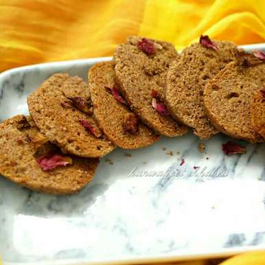 Photo of Ragi flour biscuit by Kanwaljeet Chhabra at BetterButter
