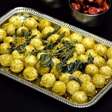 Photo of Spicy Ammini Kozhukattai by Karthika Gopalakrishnan at BetterButter