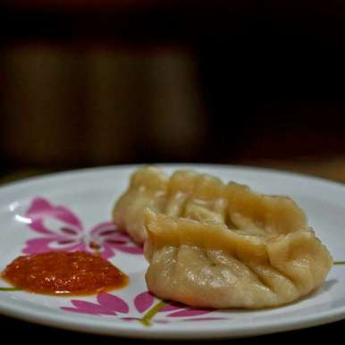 Photo of Steamed Veg Momos by Kartikeya Mishra at BetterButter