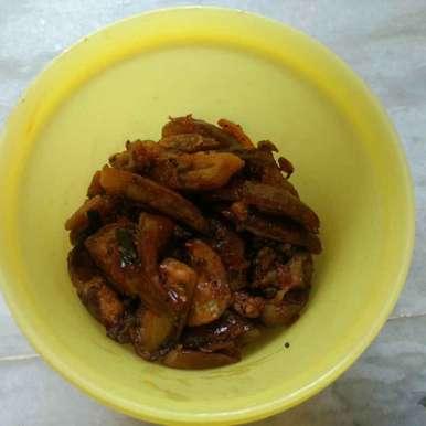 Photo of Baigan fry by Kaushika Segaran at BetterButter