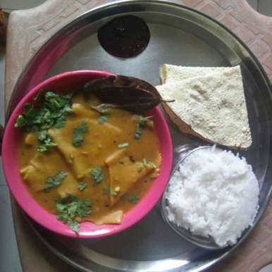 Photo of Dal dhokli.. by Kavi Nidhida at BetterButter
