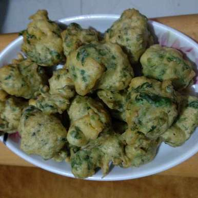 Photo of Methi pakode by Kavi Nidhida at BetterButter