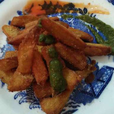 Photo of Sweet potato veges by Kavita Kapoormehrotra at BetterButter