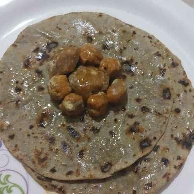 Photo of Bajra roti or by Kavita Sukhani at BetterButter