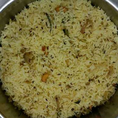 Photo of JEERAA rice by Kavitha Perumareddy at BetterButter
