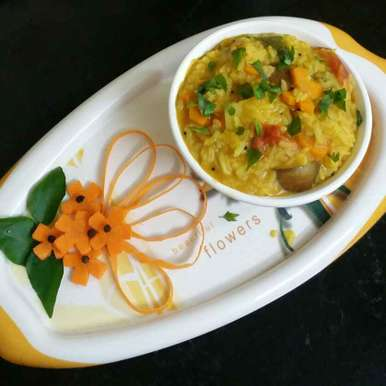 Photo of SAAMBAAR rice by Kavitha Perumareddy at BetterButter