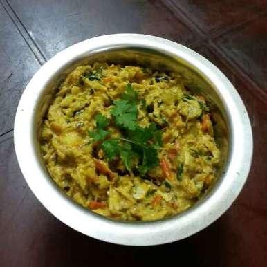 BEERAKAYA kobbari pachadi recipe in Telugu,బీరకాయ కొబ్బరి పచ్చడి, Kavitha Perumareddy