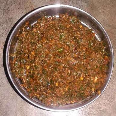 Photo of Curry leaves dry red chilli chutney by Kavitha Perumareddy at BetterButter