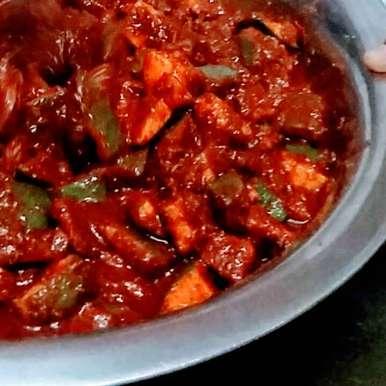 Mango mustard pickle recipe in Telugu,ఆవకాయ పచ్చడి, Kavitha Perumareddy