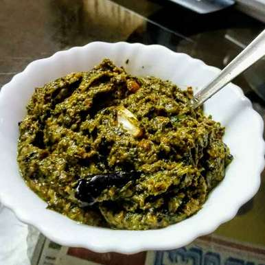 Photo of Drumstick leaves chutney  by Kavitha Perumareddy at BetterButter
