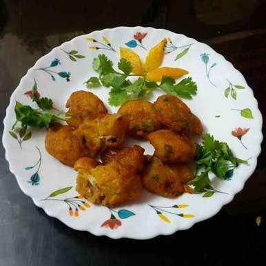 Photo of Orange bajjilu by Kavitha Perumareddy at BetterButter