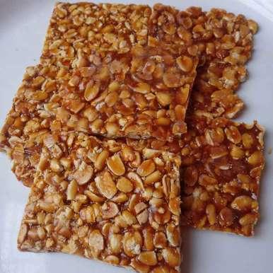 Peanut Chikki, How to make Peanut Chikki