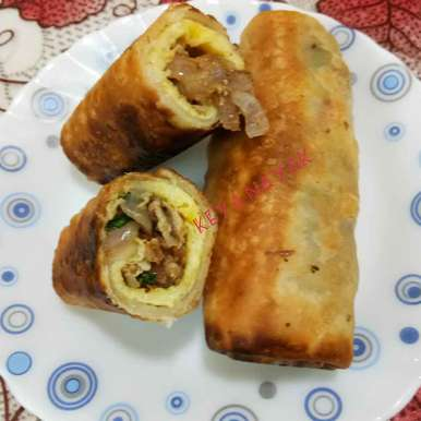 Photo of Egg Roll by Keya Nayak at BetterButter
