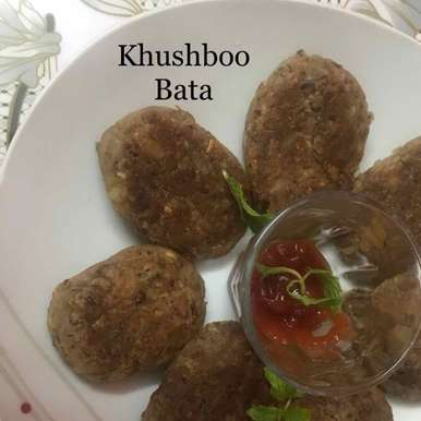 Photo of Rajma cutlet by Khushboo Batra at BetterButter
