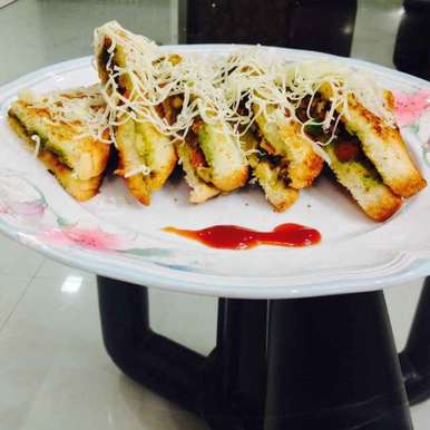 Photo of Sandwich Pizza by Khushboo Doshi at BetterButter