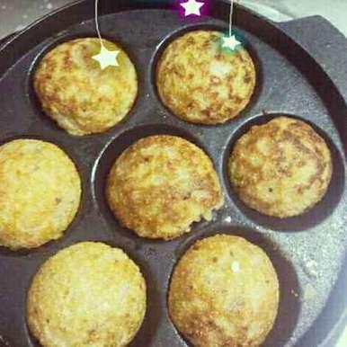Veg appe, How to make Veg appe