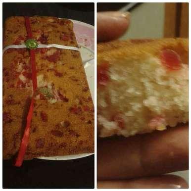 Photo of Rawa cake by Kiran Kherajani at BetterButter