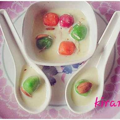Photo of Rambo balls ( thai dessert) by Kiran Kherajani at BetterButter