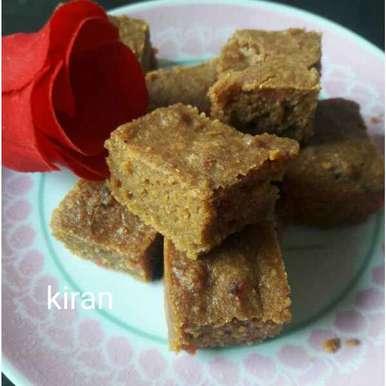 Photo of Jaggery cake by Kiran Kherajani at BetterButter
