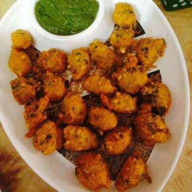 Photo of Mix Dal Pakodi by Kiran Vasnani at BetterButter
