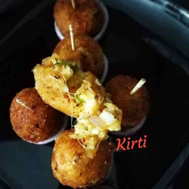 Photo of Poha Cheese nuggets by Kirti Das at BetterButter