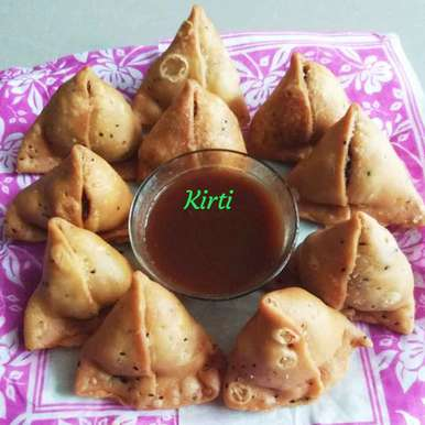 Photo of Samosa by Kirti Das at BetterButter