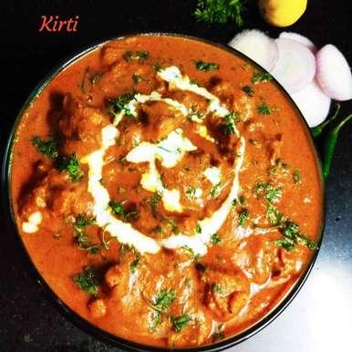 Photo of Murgh Makhani by Kirti Das at BetterButter