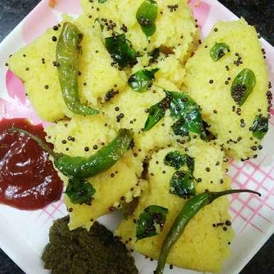 Khaman dhokla recipe in Hindi,Khaman dhokla, Jyoti bairwa