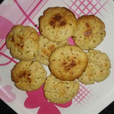 Photo of Jeera cookies by Jyoti bairwa at BetterButter