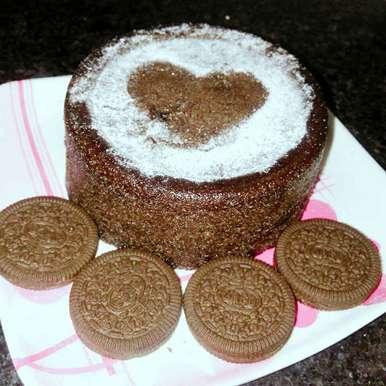 Photo of Oero chocolate cake by Jyoti bairwa at BetterButter