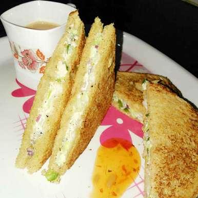 Photo of Mayo sandwich by Jyoti bairwa at BetterButter