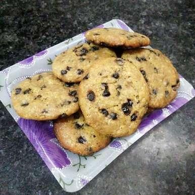 Photo of Choco chip cookies by Jyoti bairwa at BetterButter
