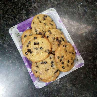 Photo of Choco chip cookies by Jyoti bairwa at BetterButter