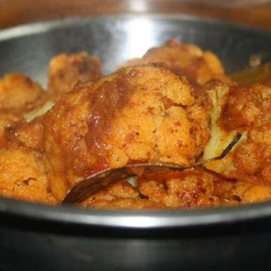 Photo of Roasted Cauliflower in Bengali Style by Koyeli S. at BetterButter