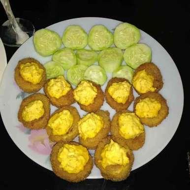 Photo of OPEN fried egg by Koyelia Pal at BetterButter