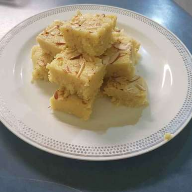 Photo of Coconut Barfi by krishna barot at BetterButter