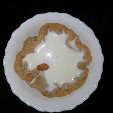 Photo of Milk poori  by Krishna Gopal Tripuramallu at BetterButter