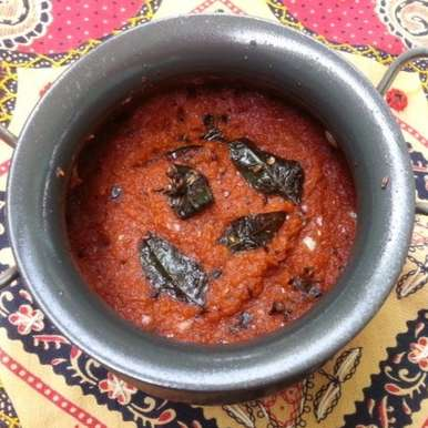 Photo of Onion Chutney by krishnakumari m at BetterButter