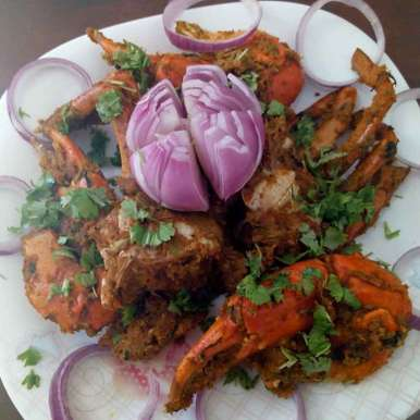 Crabs fry recipe in Telugu,పీతల ఫ్రై, Krishnakumari Marupudi
