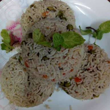 Photo of jeera carrot rice by Krishnakumari Marupudi at BetterButter