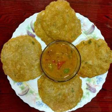 Photo of Aloo Poori by Krishnasamy Vidya Valli at BetterButter