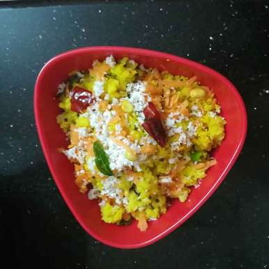 Photo of Buttermilk poha by Krishnasamy Vidya Valli at BetterButter