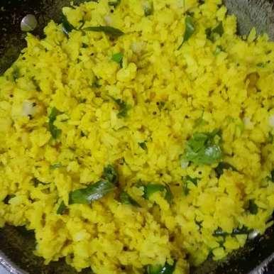 Photo of Lemon Poha by Krishnasamy Vidya Valli at BetterButter