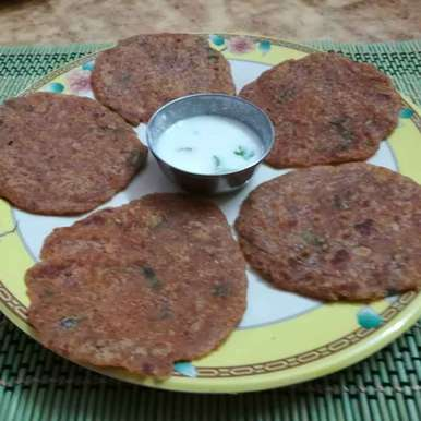 Photo of Poha chapathi by Krishnasamy Vidya Valli at BetterButter