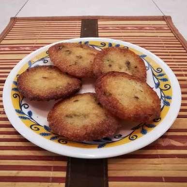 Vellaiyappam recipe in Tamil,வெள்ளையப்பம், Krishnasamy Vidya Valli