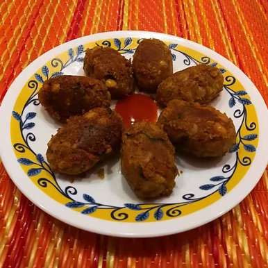 Photo of Dal nuggets by Krishnasamy Vidya Valli at BetterButter