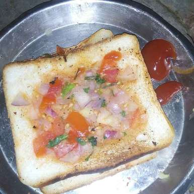 Photo of Open sandwich by Kriti Singh at BetterButter
