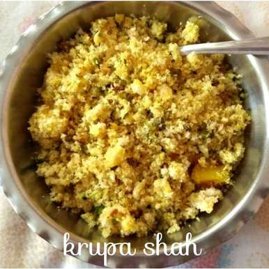 Photo of BREAD POHA by Krupa Shah at BetterButter