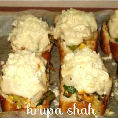 Photo of Bruschetta by Krupa Shah at BetterButter